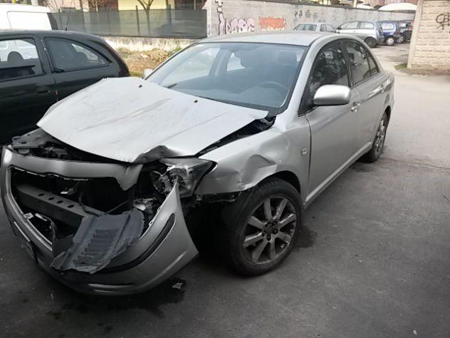 vendita auto incidentate vicenza